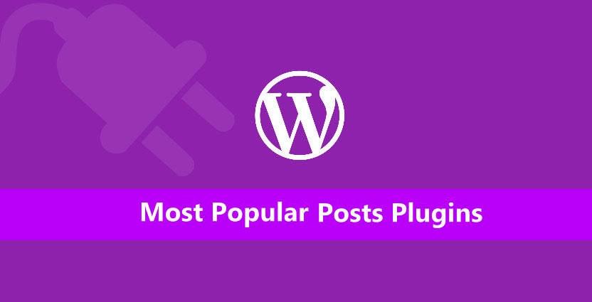 Top Popular Posts Plugins